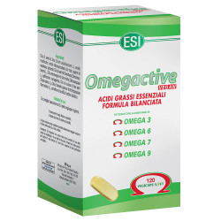 OMEGActive Vegan 120cps